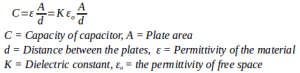 Parallel-plate capacitor – problems and solutions 3