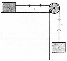 Dynamics, object connected by cord over pulley, atwood machine - problems and solutions 9