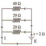 Electric circuits with resistors in parallel and internal resistance – problems and solutions 1