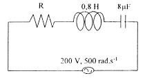 LRC Series AC Circuit – problems and solutions 4