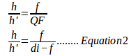 Equation of concave mirror 3