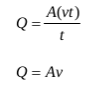 Equation of continuity 5