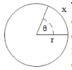 The quantities of physics in the circular motion 1