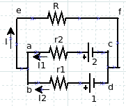 EMFs in series and parallel 2